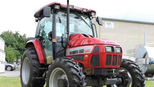 Mahindra-Tractors
