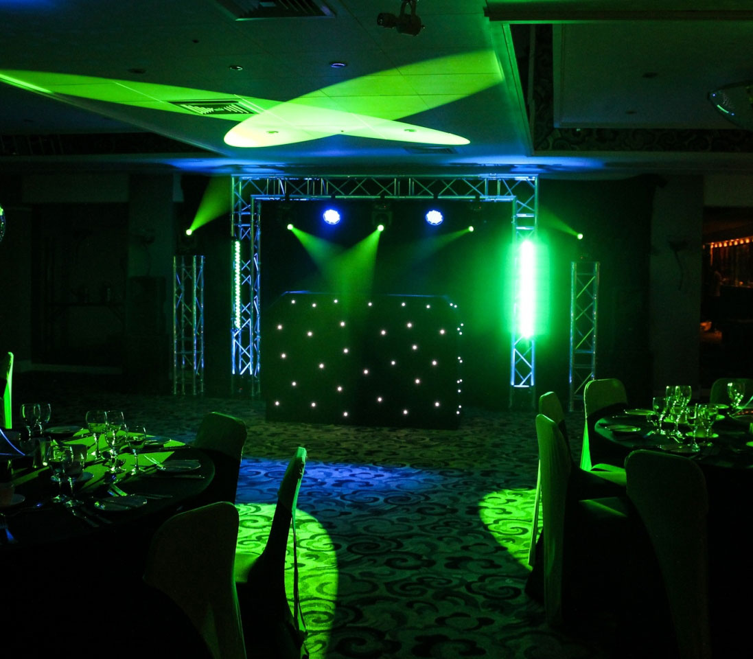 Our storage solutions are suitable for the specific demands of the events and performance industry.